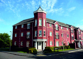 Stanyer Court, Nantwich, Spacious Furnished One Bedroom Flat To Rent - No Deposit - £545 per month