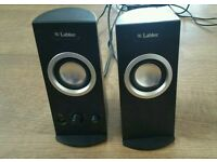 Labtec Spin 95 speakers
