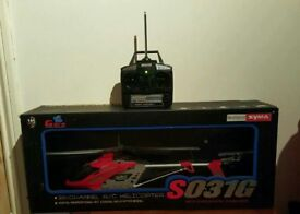 NEW! SO31G R/C COAXIAL HELICOPTER MODEL