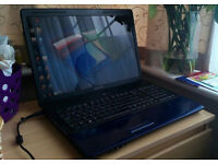 17 inch Hp Compaq * Webcam , Hdmi , DVDRW , Wifi , Windows 7