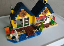 Lego creator 3 in 1 Beach hut