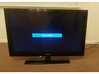 42 inch Samsung flat screen tv