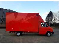 7e0069f96a VW LT35 - 109BHP 2.5 TDI - LUTON BOX - Removal van - Ready To Work