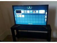 Samsung Smart TV including TV Stand