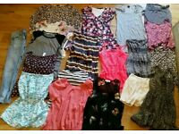 ladies clothes bundle size 12 19 items
