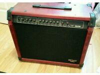 Carlsbro 40watt electric guitar amplifier