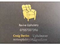 Revive upholstery
