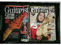 Guitarist Magazine Back Issues circa 1998 to 2004