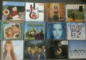 CD COLLECTION 90s & 00s