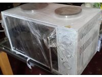 portable oven for xmas selling 45 , new is 75