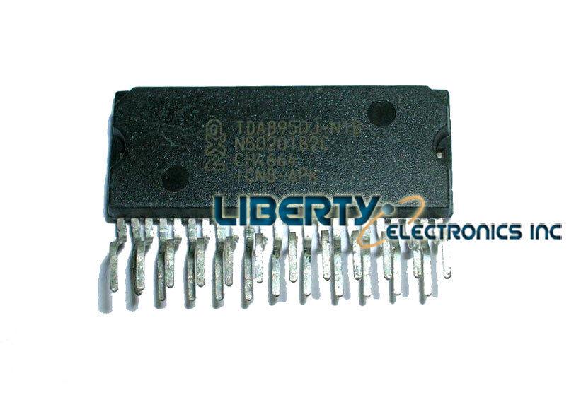 Tda8950j - 2 X 150 W Class-d Power Amplifier - Nxp Semiconductor