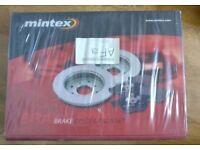 Mintex Brake Discs and Pads Set