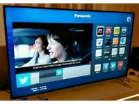 "PANASONIC 55"" SMART 3D 4k Ultra HD HDR LED TV. NEW CONDITION FULLY WORKING"