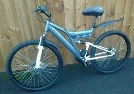 Bike (*Disc brakes*)