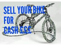 Sell your unwanted bikes