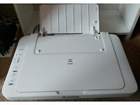 Canon Printer and Scanner with Coloured Ink in Great Condition (PIXMA Inkjet)