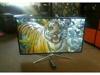 Samsung 40 inch led 3D smart excellent condition fully working with remote control
