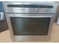 Gas hob/electric oven/dishwasher