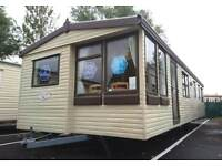 STATIC CARAVAN SALE - 2017 & 2018 FREE SITE FEES - FINANCE OPTIONS AVAILABLE- SITED IN CLACTON ESSEX