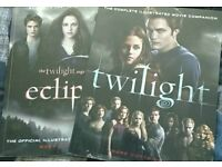 Twilight and eclipse movie companions
