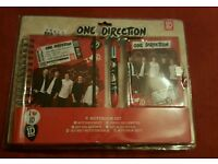 One Direction Note Book Set