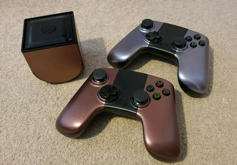 OUYA Limited Edition 8GB Brown Android Console With 100s Of Games & Two  Controllers  Emulator | in Norwich, Norfolk | Gumtree