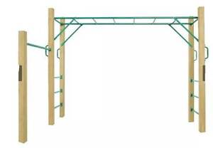 Lifespan Kids Amazon Monkey Bars with Spin Post Sydney City Inner Sydney Preview