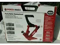 Porta-Nailer 402A manual floor nailer