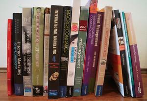 MARKETING & PR TEXTBOOKS - $20 EACH - PADDINGTON Paddington Eastern Suburbs Preview