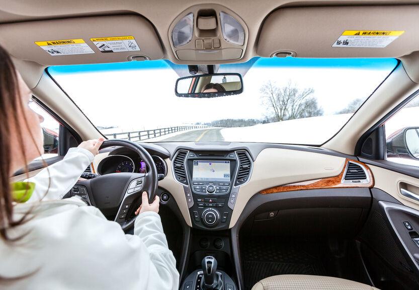 10 Vorteile von Einbau-Navigationssystemen