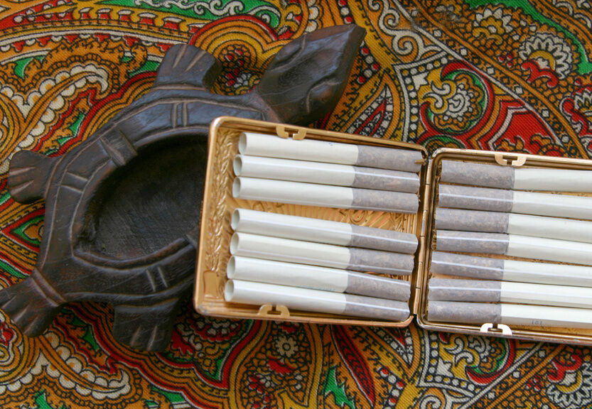 What to Look for When Buying Antique Cigarette Cases