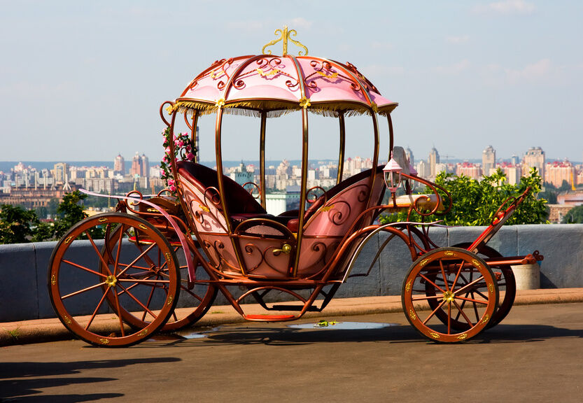 how to build a cinderella carriage ebay