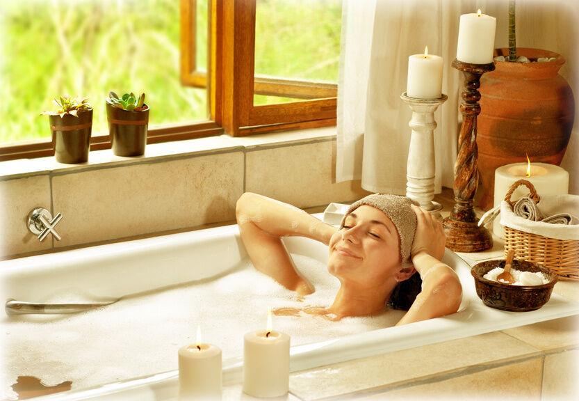 Dekotipps: Machen Sie Ihr Bad zur Zen-Oase