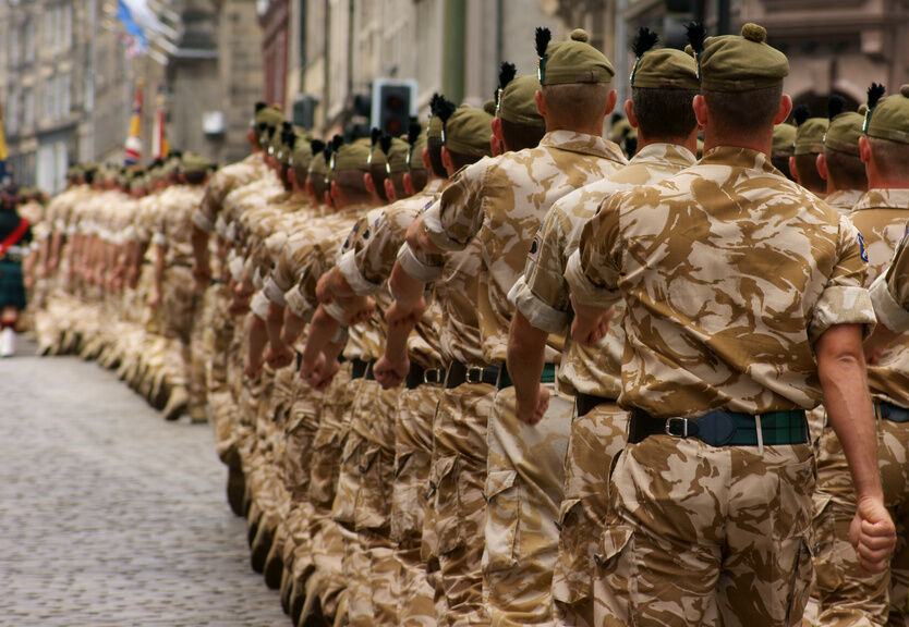 Im Dienste Ihrer Majestät: Darauf sollten Sie beim Kauf von British Army Kleidung achten