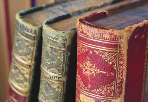 Worauf Sie beim Kauf von antiquarischen Kunstbüchern achten sollten