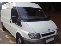 2.4 Transit 350 LWB Semi High Top. 12 Months MOT Timing Belt & Water Pump Replaced TIDY VAN