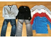Bundle if Boys NEXT clothes. Age 5-6. Jeans, t-shirts, jumper...