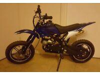 Childrens mini moto dirtbike