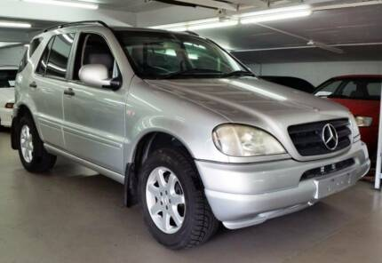 2000 Mercedes Benz ML430 W163 wagon Not 350 320 270 BMW X5 Southport Gold Coast City Preview