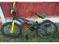 """BMX BIKE GT SLAMMER GT72 20"""" CHILD KID CHILDREN'S BICYCLE"""
