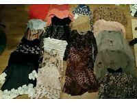 ladies size 16 bundle of clothes