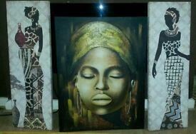3 canvasses