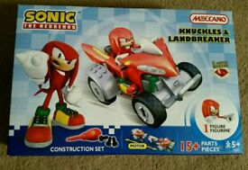 Meccano Knuckles & Landbreaker Construction Set