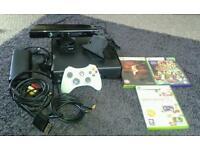 Xbox 360 slim 250gb bundle 75.00