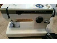 Frister rossmann electric heavy-duty sewing machine