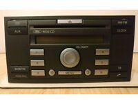 Ford CD6000 Double Din Headunit