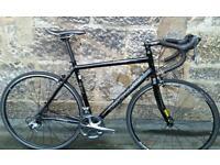 Specialized Allez Comp SL road bike full Ultegra group Mavic Aksium Elite wheels Mint Trek