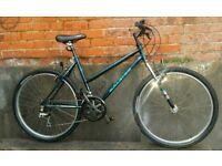 Raleigh Activator lightweight bike