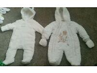Baby Snowsuits 0-3 months