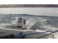 Pleasure boat / fishing boat / speed boat